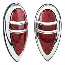Speedway 1938-39 Lincoln Zephyr LED Tail Lights