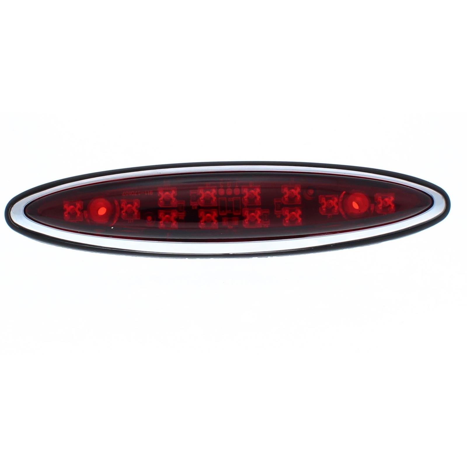 Speedway Led Cat Eye Tail Light Circuit To Convert The Two Wire One Side Marker