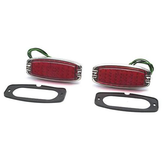 Speedway 1941-48 Chevy Car LED Tail Light Assembly