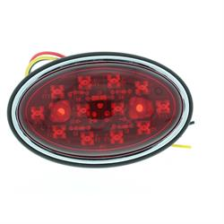 Speedway Universal Oval LED Tail Light