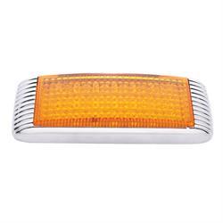 1941 Ford Style LED Flush Mount Tail Light, Amber