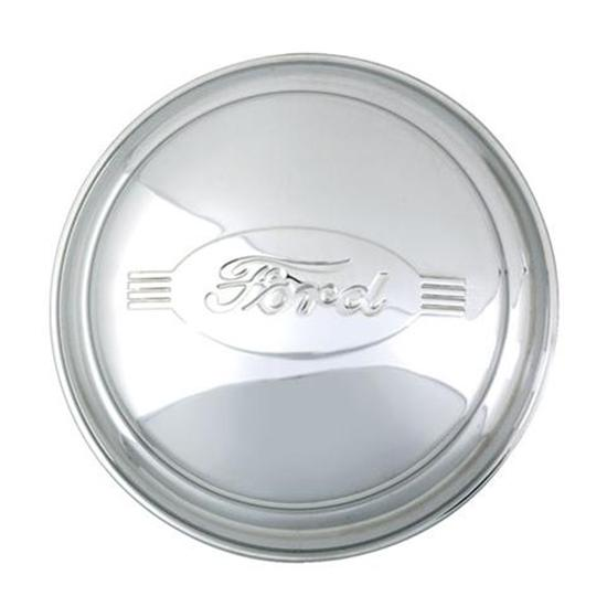 1942 Ford Hubcap, Passenger Car, Stainless Steel