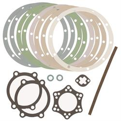 Best Gasket 10051 1932-48 Ford Banjo Rear Axle Gasket Set