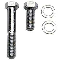 King Chrome 1966-86 Small Block Chevy Water Neck Bolt Kit