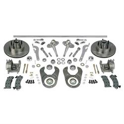 Ford Front Axle Steering & Brake Kit, 48 Inch Axle