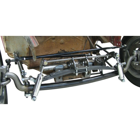 SOCALOOK® VW Beetle Straight Tube Axle Front End Kit
