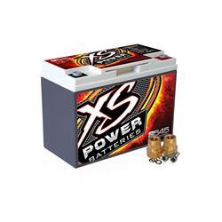 "XS Power S545 AGM Battery, S545, 12 Volt, 6.97 x 3.38 x 5.14 """