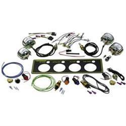 Auto Meter Ultra-Lite 4 Gauge Panel