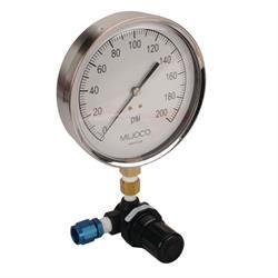 High Speed Pressure Tool, 0-200 PSI