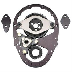Shaver-Wesmar Small Block Chevy Gear Drive, Standard Cam Height