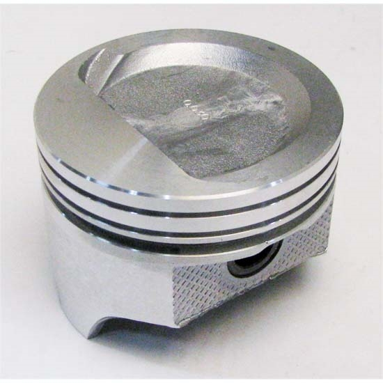 Dynagear 383090H Hypermax Small Block Chevy 383 Dish Pistons