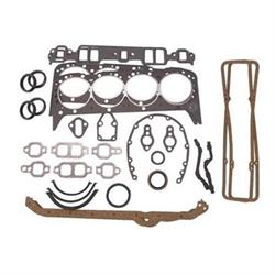 Speedway 1981-86 S/B Chevy 350 4-Barrel Overhaul Gasket Set