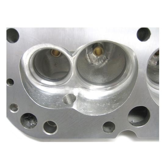 Small Block Chevy CNC Ported Aluminum Heads