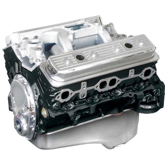 BluePrint BP3830CT1 GM 383 Base Engine, Vortec Heads, Flat Tappet Cam