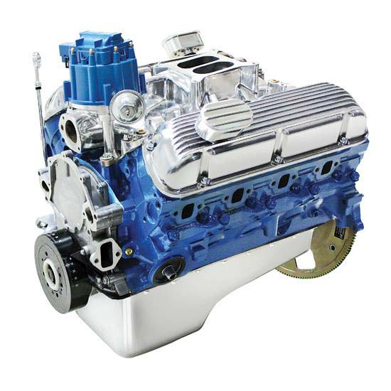 Blueprint engines free shipping speedway motors blueprint 302 ford hot rod crate engine w front sump pan malvernweather