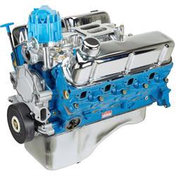 Blueprint Bpf4088ctc Ford 408 Stroker Dressed Engine Alum