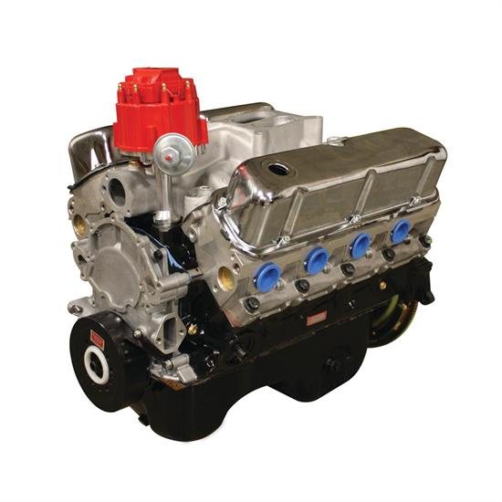 BluePrint 347 Small Block Ford Crate Engine Kit, Sniper EFI,Shiny