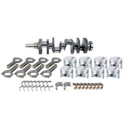 Speedway Small Block Ford 396 Stroker Kits, H-Beam Rods