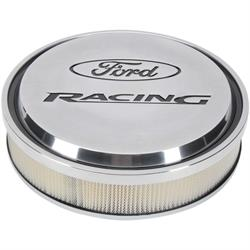 """FORD RACING"" POL. AIR CLNR"