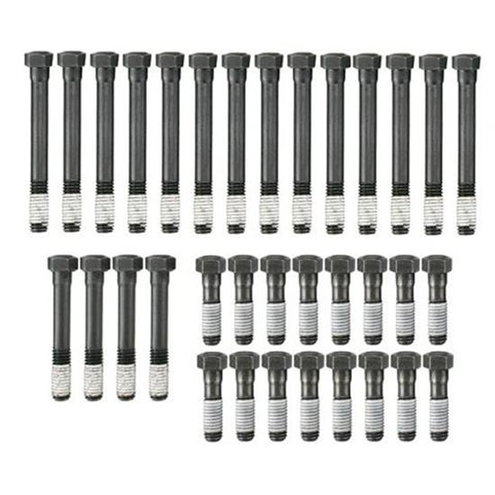 Cylinder Head Bolts Set: Speedway SBC Small Block Chevy V8 Cylinder Head Bolt Set