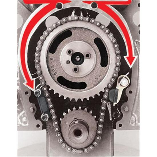 Details about SBC Small Block Chevy 350 Tru-Cam Correct Timing Chain  Tensioner Kit