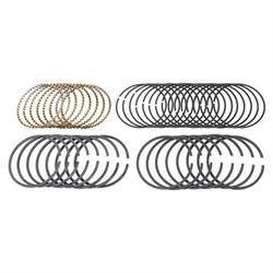 Speedway File-Fit Plasma Moly Piston Rings, 4.00 Bore, Style C