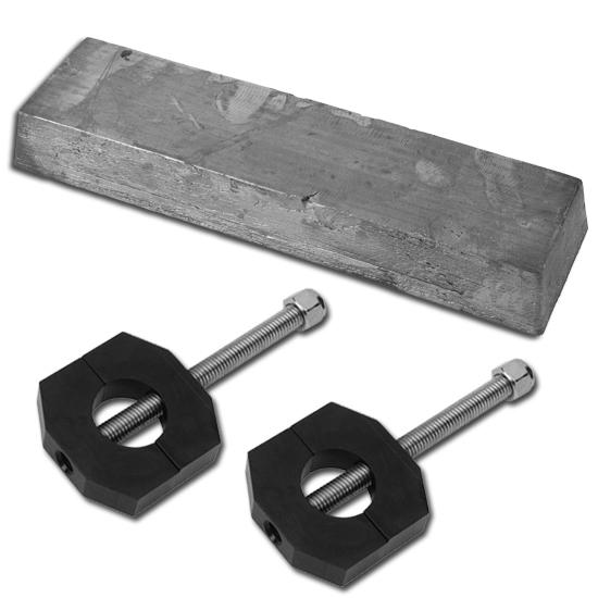 Speedway 50 LB Lead Ballast Weight Bar