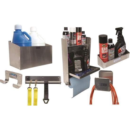 Speedway Motors Jr. Trailer / Garage Organizer Kit