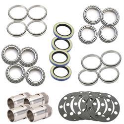 Speedway Motors Deluxe Wide 5 Four Wheel Hub Bearing/Seal Kit