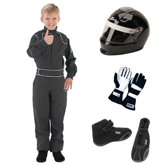 Racing Fire Suits >> Speedway Motors Youth Racing Safety Suit Kit