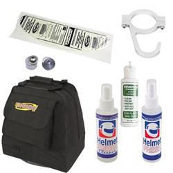 Speedway Motors Helmet/Hans Device Care and Accessory Kit