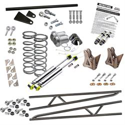 Speedway Motors Ladder Bar Rear Suspension Kit, 38 Inch