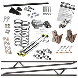 Speedway Motors Ladder Bar Rear Suspension Kit, 54 Inch