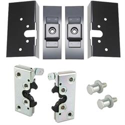 Speedway Motors Standard Bear Jaw Complete Door Latch Kit