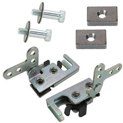 Speedway Motors Mini Bear Jaw Complete Door Latch Kit