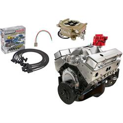 BluePrint 383 Stroker SBC Crate Engine Package, FiTech EFI, 430HP