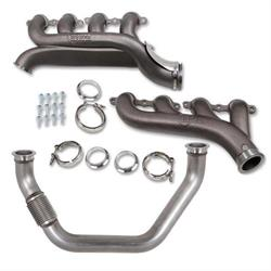 Hooker Headers LS Turbo Exhaust System Kit, TH350/400
