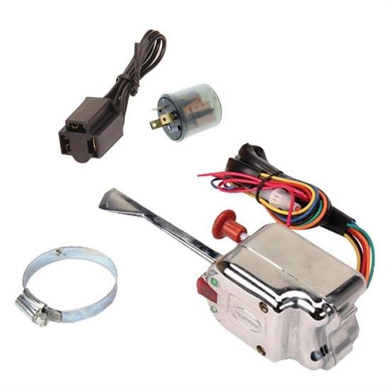 universal heavy duty turn signal kit ford aod transmission wiring 1
