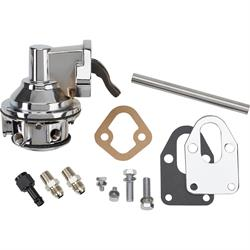 Speedway Motors Small Block Chevy Fuel Pump Installation Kit
