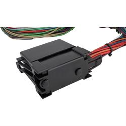 Universal 12 Circuit Wiring Harness with Install Package