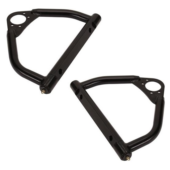 Chromoly Upper Control Arm-Steel Cross Shaft Kit