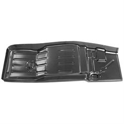 68-74 Nova Floor Pan Set, Full Length