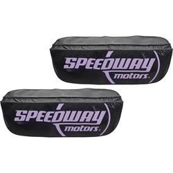 Speedway Motors Fender Cover Set