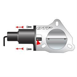 Replacement Motor Assembly for QTP QTEC Electric Cutouts QTP Motor
