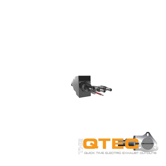 QTP SWITCH2 QTEC Dual Toggle Switch, Each