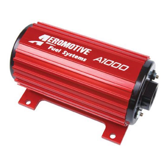 Aeromotive 11203 SS Series Red High Output Billet Fuel Pump
