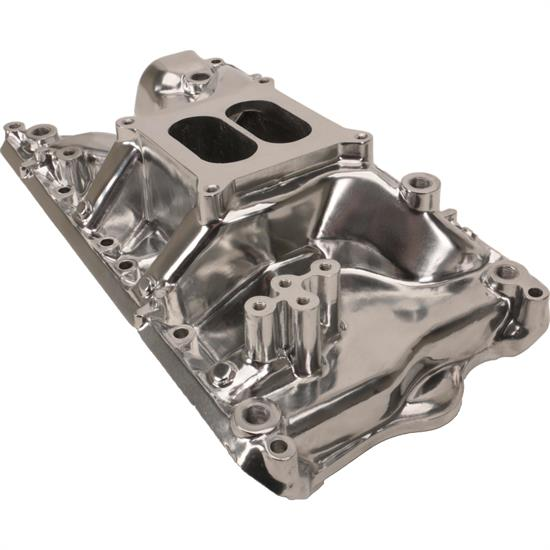 Speedway 351W Small Block Ford Dual Plane Intake Manifold