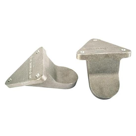 Chevy Aluminum Side Engine Mounts, Plain