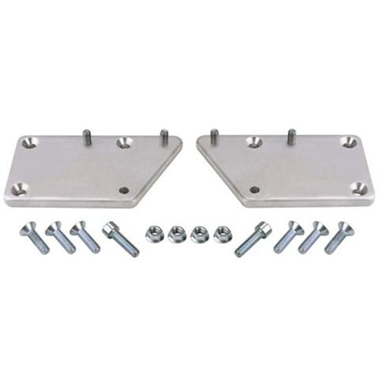 Speedway GM LS V8 Engine Billet Motor Mount Adapters