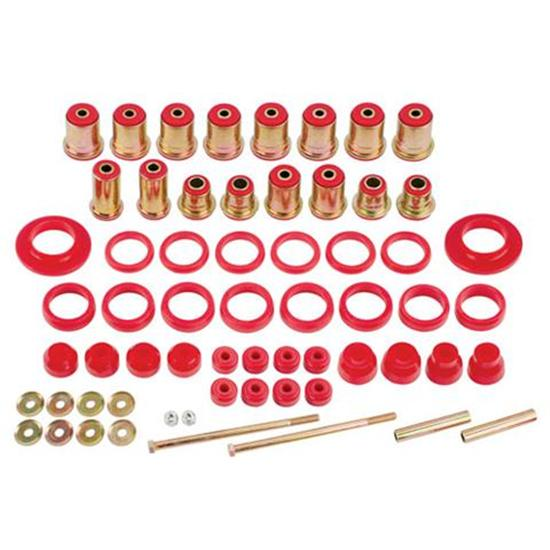 Polyurethane Bushing Kit 1966-72 GTO, Skylark, Cutlass